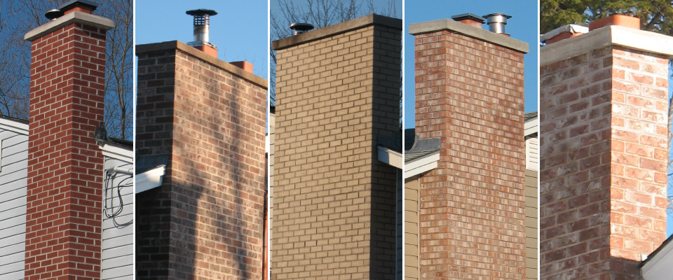 Double Flue Chimney Repair and Replacement